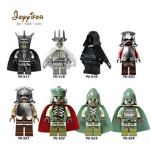 Joyyifor Lot Compatible LegoINGlys NinjagoINGly Best Gift To Childrenthe The Hobbit Ringwraiths Eye of Sauron(China)