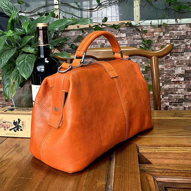 Kvinner Handbag Top Quality Ekte Leather
