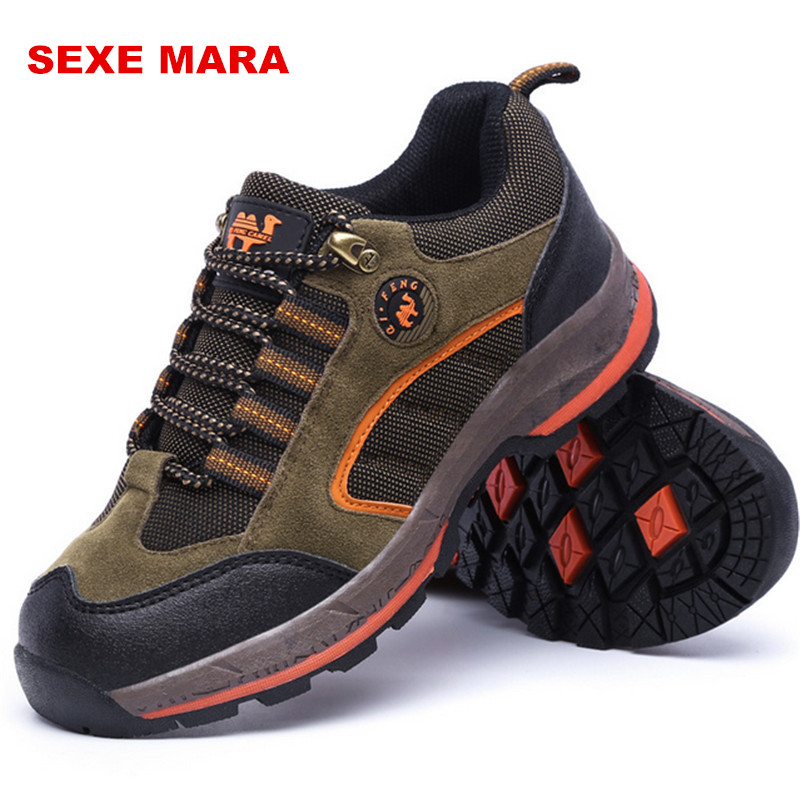 2018 Size 35-44 Sneakers women shoes Outdoor Sport Shoes man Running shoes for women Brand Walking Anti-skid Off-road 2018 outdoor sport shoes men sneakers man brand running shoes breathable anti skid off road jogging trainers walking athletic