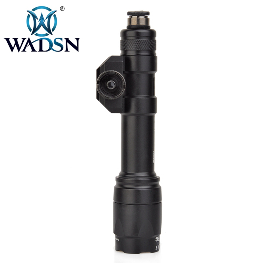 Wadsn m600c sf arma lanterna airsoft la