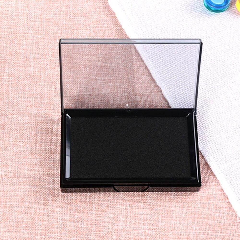 9864 Large Black Stamp Ink Pad Oversized Dedicated Quick-drying Black Sponge Ink Pad