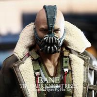 The Dark Knight rises 3 Bain headgear COS Batman Spider Man Mặt Nạ Masquerade đạo cụ phim mũ