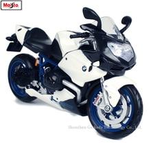 Maisto 1:12 BMW Tomahawk S1000RR simulation alloy motocross Series original authorized motorcycle model toy car