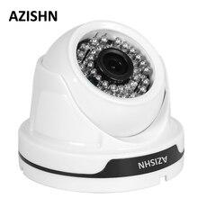 AZISHN HD 1080 P мм 2,8 мм AHD камера sony IMX323 сенсор CCTV камера 2.0MP 36IR ночное видение товары теле и видеонаблюдения купольная камера