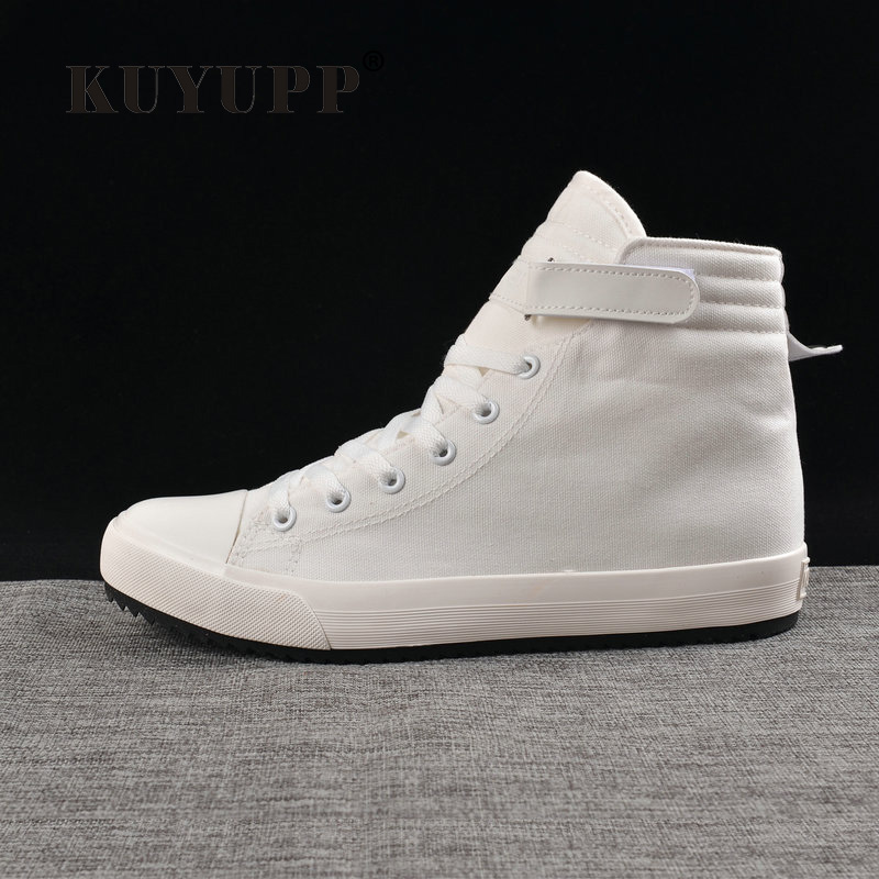 KUYUPP Flat Heel font b Men s b font font b Shoes b font Autumn Winter