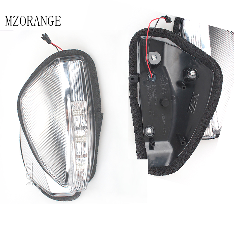 MZORANGE For LIFAN X60 Rearview Mirror Turn Signal