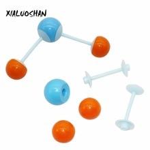 Молекула воды(H2O) Химическая модель химия биология молекулы Структура Модели обучающий Эксперимент Инструмент