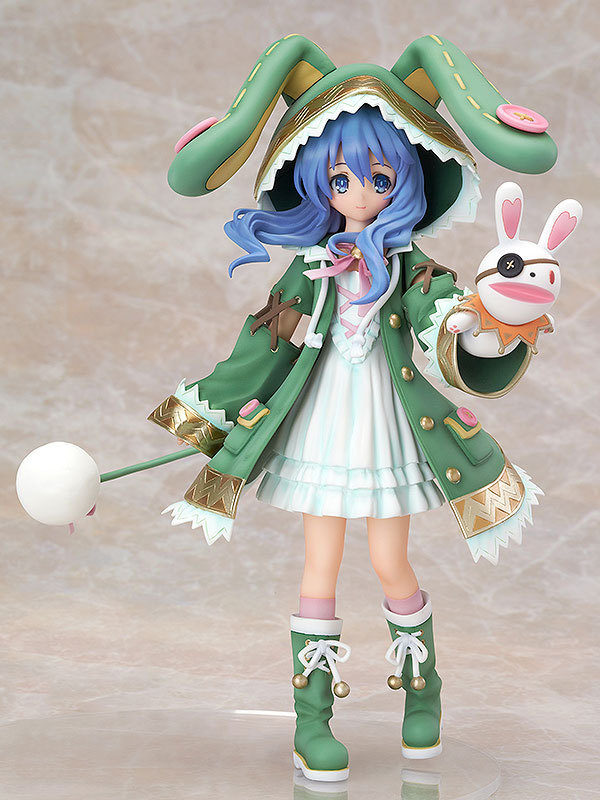 Japanese <font><b>Anime</b></font> <font><b>Figure</b></font> Date A Live Yoshino with Bunny <font><b>Sexy</b></font> PVC Action <font><b>Figure</b></font> Collectible Model Toys <font><b>Doll</b></font> 18cm image