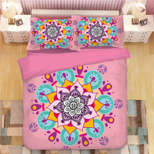 Bohemia National style Bedding Set Duvet Covers Pillowcases Home textile bedclothes Comforter Sets bed linen