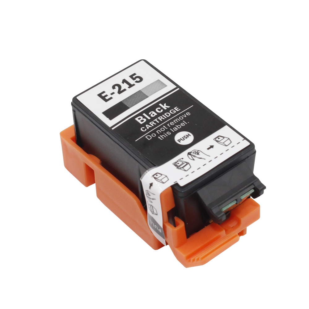 INK WAY Wholesale factory direct price 215BK 215C ink cartridges with pigment ink for WF 100