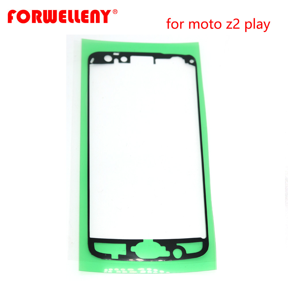 For Motorola Moto Z2 Play Display Screen Frame Back Glass Cover Adhesive Sticker Stickers Glue Door Housing XT1710-07,XT1710-09