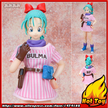 "100% Original MegaHouse Dimension of DRAGONBALL D.O.D Complete Action Figure – Bulma from ""Dragon Ball"""
