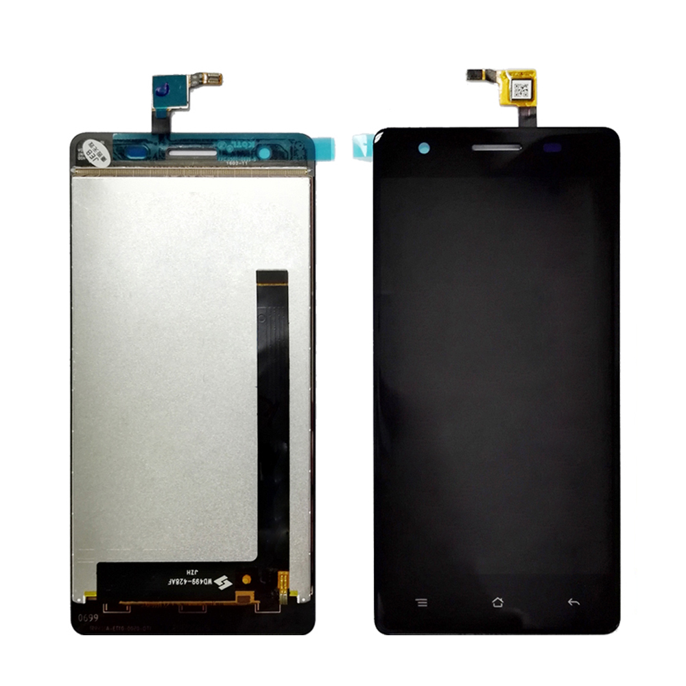 Pour Cubot Écran S500 LCD Affichage et Écran Tactile de Haute Qualité Digitizer Assemblée Remplacement Pour Cubot S500