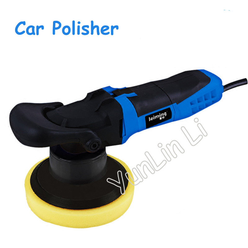 33dc638d Car Polisher 110V/220V Double Track Polishing Machine Car Beauty Equipment  Car Polisher Cleaner Machine S1P-DW01-180