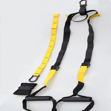 2016 Exercise Equipment Men rope Fitness Crossfit resistance bands Training hanging training strap