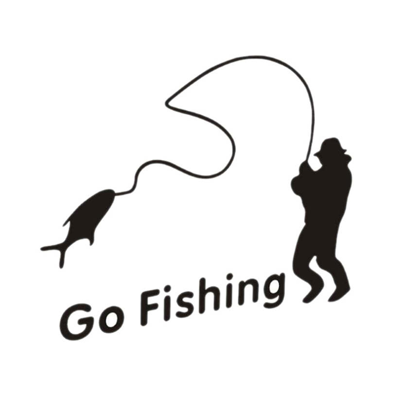 Fishing Logo on model car designs
