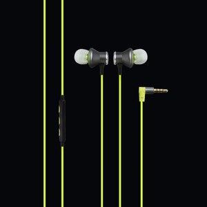 Image 3 - Oneodio Sport Auricolari Auricolari Corsa e Jogging Sweatproof HiFi Stereo Magnetico Wired In Ear Cuffia Auricolare Con Il Mic Groviglio Libero