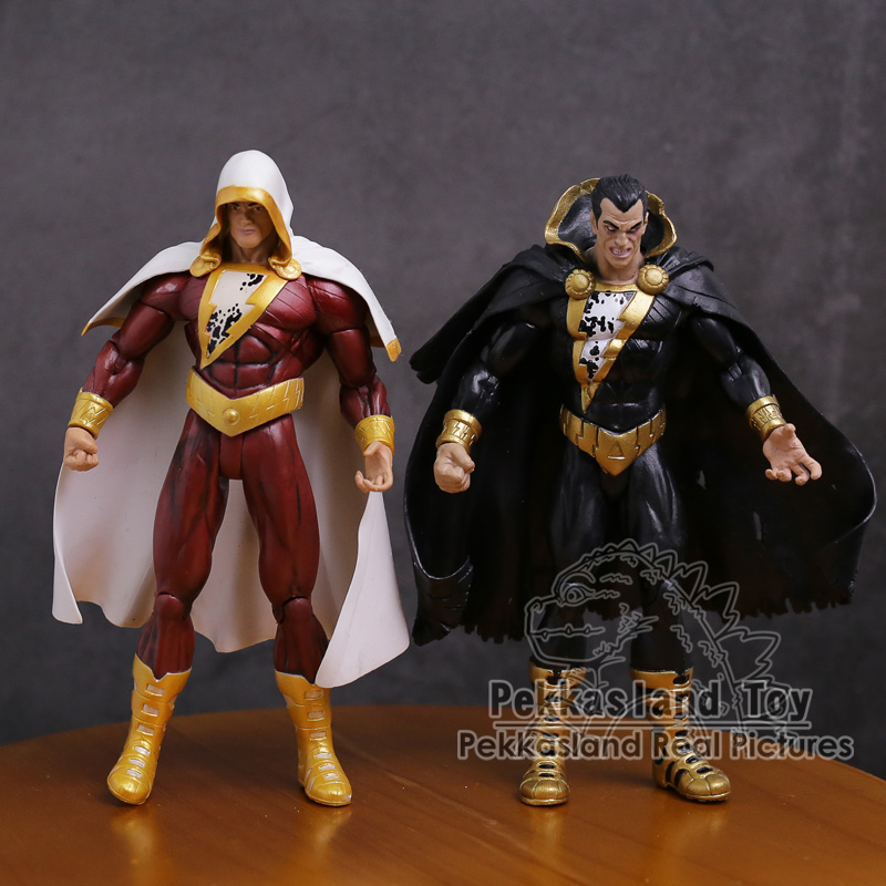 DC Comics Shazam Black Adam PVC Action Figure Collection Toy ...