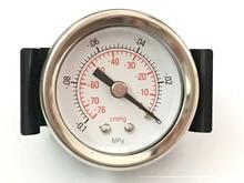 -Soporte de Vacío 0.1Mpa Manómetro/Manómetro De Presión Analógico