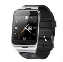 2016 echt Top Fashion Auf Handgelenk Wasserdichte Aplus Gv18 Smart uhr Telefon Gsm Nfc Kamera Wrist Sim-karte Smartwatch Für Samsung
