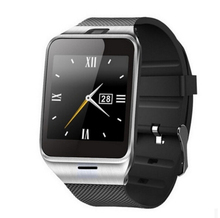 2016 Real Top Fashion On Wrist Waterproof Aplus Gv18 Smart Watch Phone Gsm Nfc Camera Wrist Sim Card Smartwatch For Samsung
