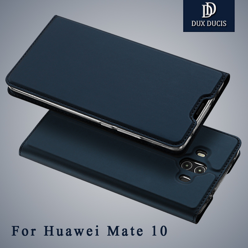Dux Ducis For mate 10 case Wallet Leather cover mate 10 lite case Flip Stand Leather