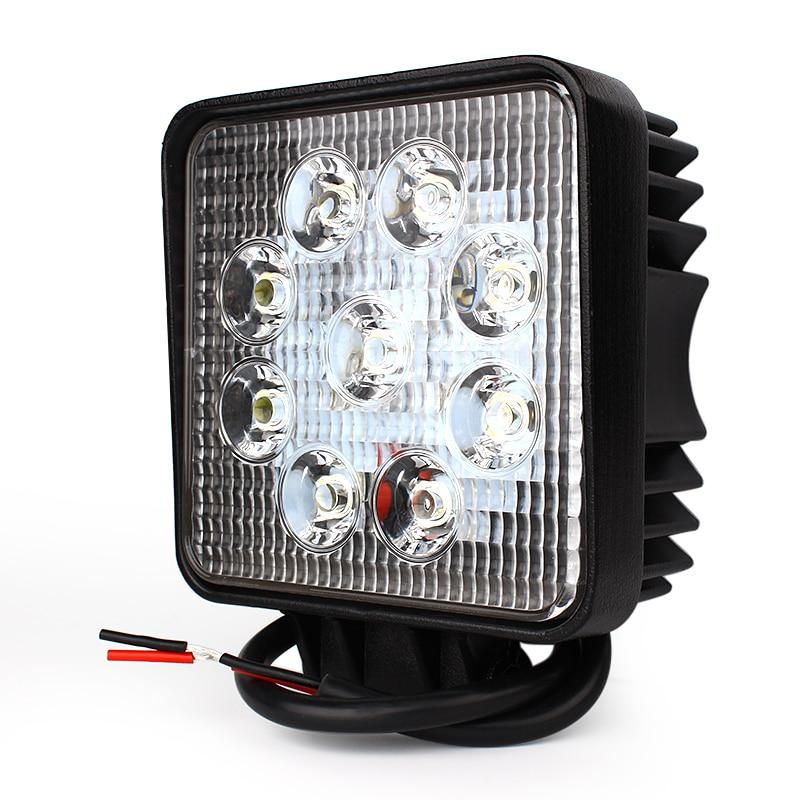 LEEPEE 12V 24V led οδήγησε το φως εργασίας Off - Φώτα αυτοκινήτων
