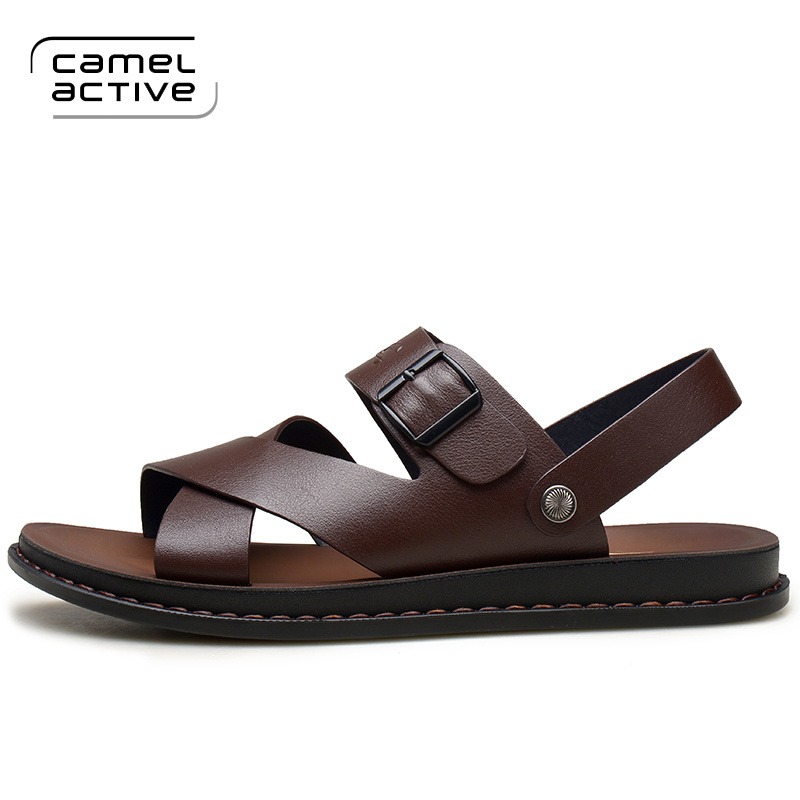 Camel Leather Shoes Price