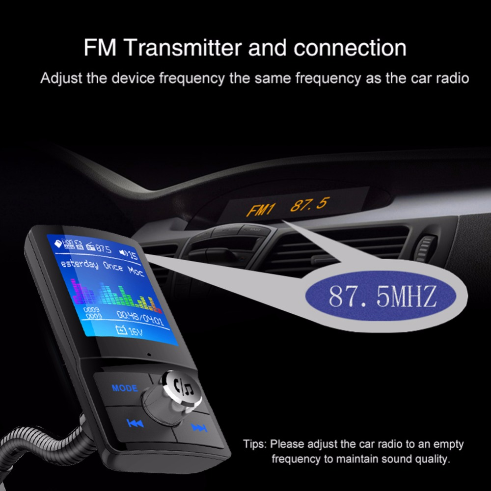 Bluetooth FM 5