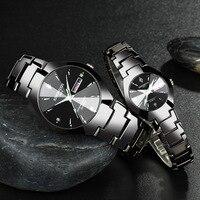2018 New Top Luxury Brand Lovers Watch Women Fashion Calendar Luminous Watches Men Casual Waterproof Quartz Wristwatches Unisex