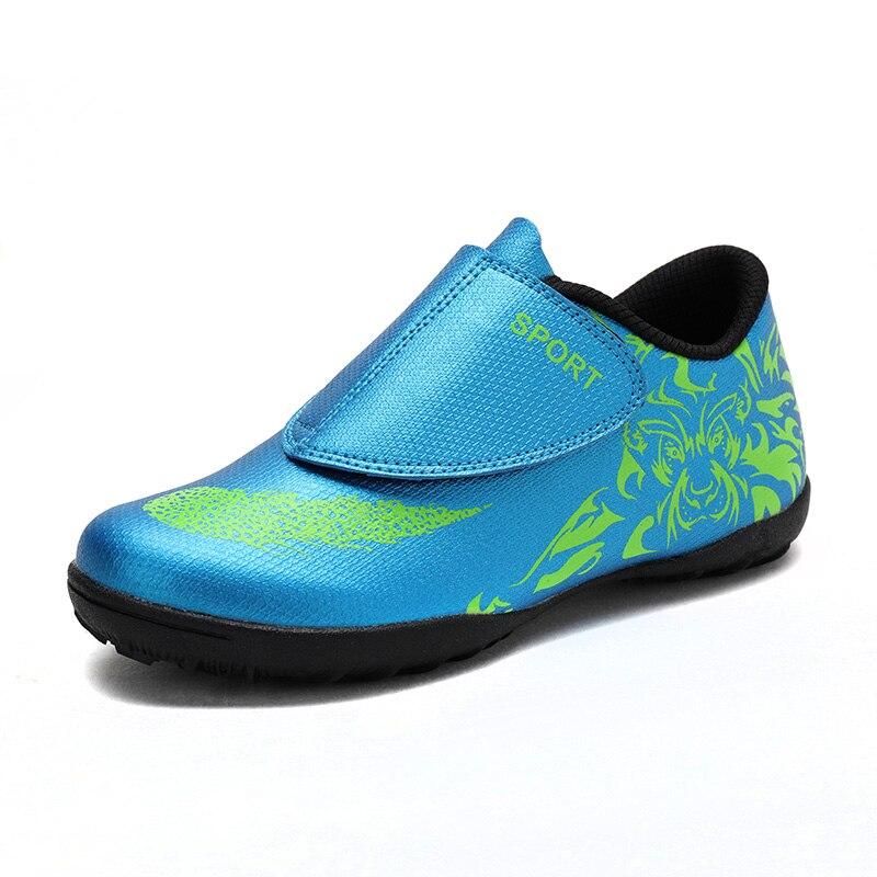 Aufrichtig 2019 Neue Frühling Herbst Kinder Fußball Schuhe Jungen Sport Schuhe Mode Marke Außen Kinder Turnschuhe Jungen Fußball Trainer