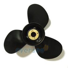 OVERSEE 48 855860A5 Aluminum Propeller 1331 111 13 00 11 1 8x13 For 40HP Mercury Outboard