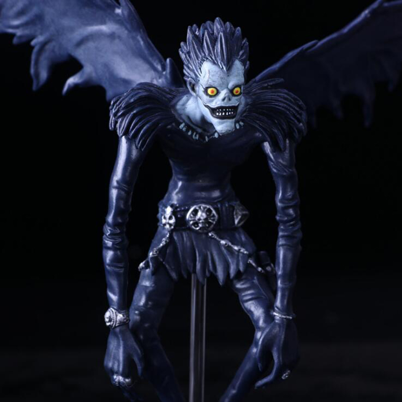 Us 8 32 50 Off 24cm Death Note Figures Ryuuku Ryuk Pvc Action Figure Anime Model Nendoroid Figures Toys For Children Collection Model Toy In Action