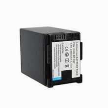 7.4V 3400mAh BP-827 BP 827 BP 827 Replacement camera Battery Pack for CANON HF20 HF21 HF S11 HF S10 HF11 Wholesale