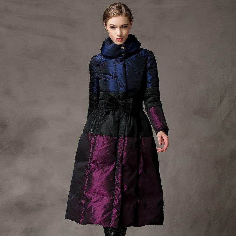 Long dress coats for women