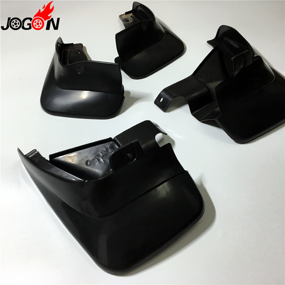 For Subaru Forester II 2005 - 2008 Car Front & Rear Mud Fender Flaps Splash Guard Mudflaps 4pcs