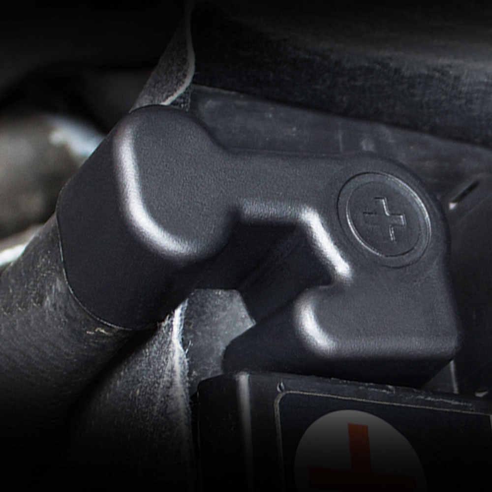 Bagian untuk Skoda Kodiaq Karoq Octavia 5E Luar Biasa 3 V MK3 Yeti Mesin Mobil Baterai Katoda Elektroda Positif Tiang Pelindung cover