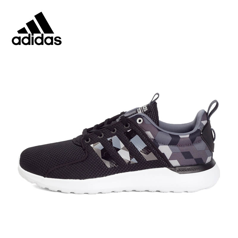 Official New Arrival 2017 Adidas NEO Label LITE RACER Men's Skateboarding Shoes Sneakers adidas original new arrival official neo women s knitted pants breathable elatstic waist sportswear bs4904