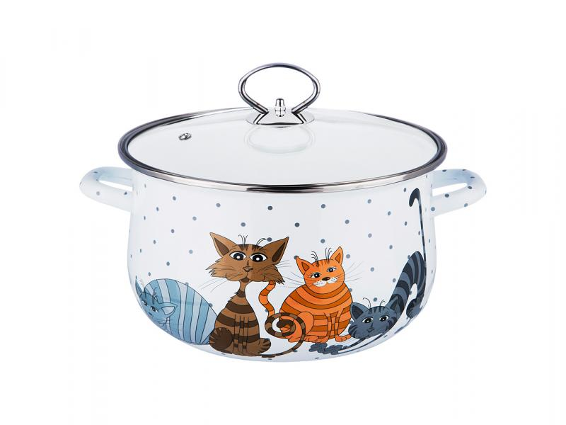 Pan AGNESS, Naughty cats, 4,5 L meade l t a very naughty girl