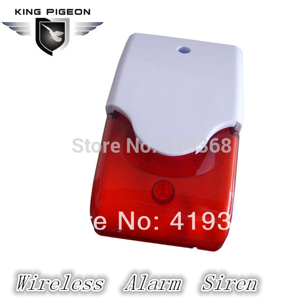 Wireless siren alarm 315Mhz with Flash Light 12V GSM home Security Alarm System Strobe Siren(2pcs SR-60a) 2 receivers 60 buzzers wireless restaurant buzzer caller table call calling button waiter pager system