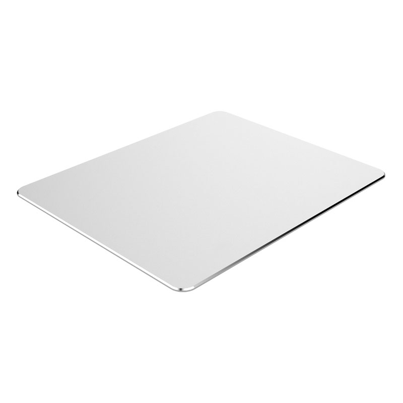 Metal Mouse Pads 220*180*2 MM Aluminium Alloy Gaming Mouse Mat Creative Mousepad For LOL for Home,Office,Business