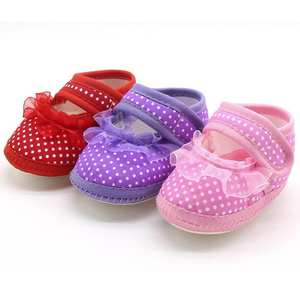 Footwear Flats-Shoes Prewalker Soft-Soled Newborn Infant Baby-Girls Non-Slip Casual Warm