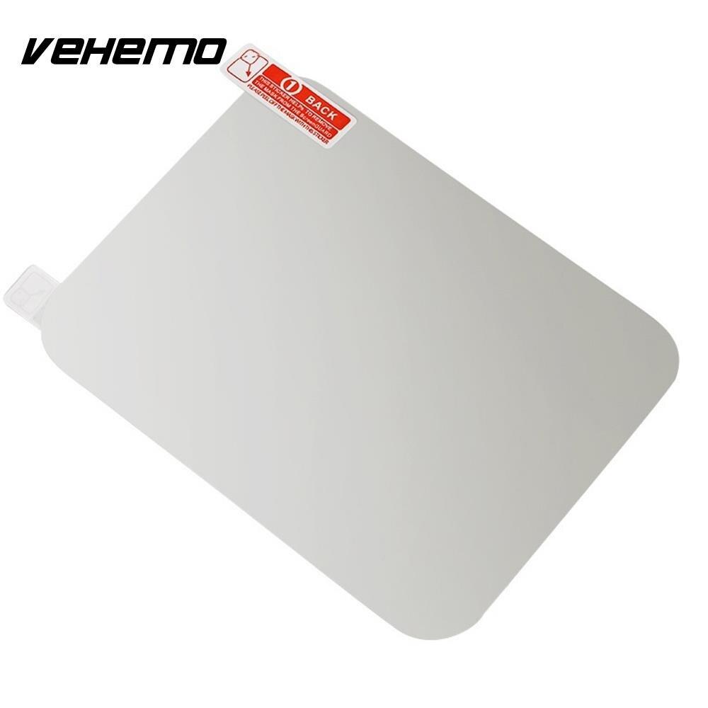 Vehemo 15*13CM 2pcs/Set Reflective Film Screen Film Audio OBD HUD Film Accessories Sticker Universal Protection cutting mat