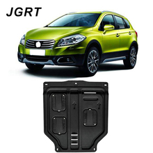 Car styling For Suzuki S-Cross plastic steel engine guard 2014-2018 Engine skid plate fender 1pc