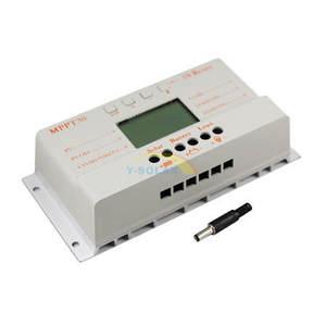 Image 3 - MPPT 30A LCD Solar laadregelaar 12 v 24 v auto switch LCD display MPPT30 Solar laadregelaar MPPT 30 charger controller