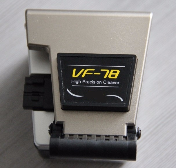 High Precision Fiber Optic Cleaver VF-78