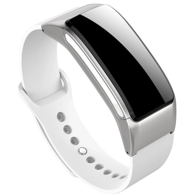B31 Smart Bracelet Bluetooth Call Bracelet Headset 2 in 1 Smart Watch 0.96 Inch IPS Color AI Voice Intelligence 40AP1017