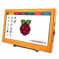 Elecrow 11.6 дюймов ЖК дисплей Экран 1920x1080 HDMI PS3 ps4wiiu xbox360 Дисплей Мониторы для Raspberry Pi 3 b 2b b + Оконные рамы 7 8 10