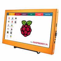 Elecrow-pantalla LCD de 11,6 pulgadas 1920x1080 HDMI Xbox360, Monitor de pantalla para Raspberry Pi 3 B 2B B + Windows 7 8 10