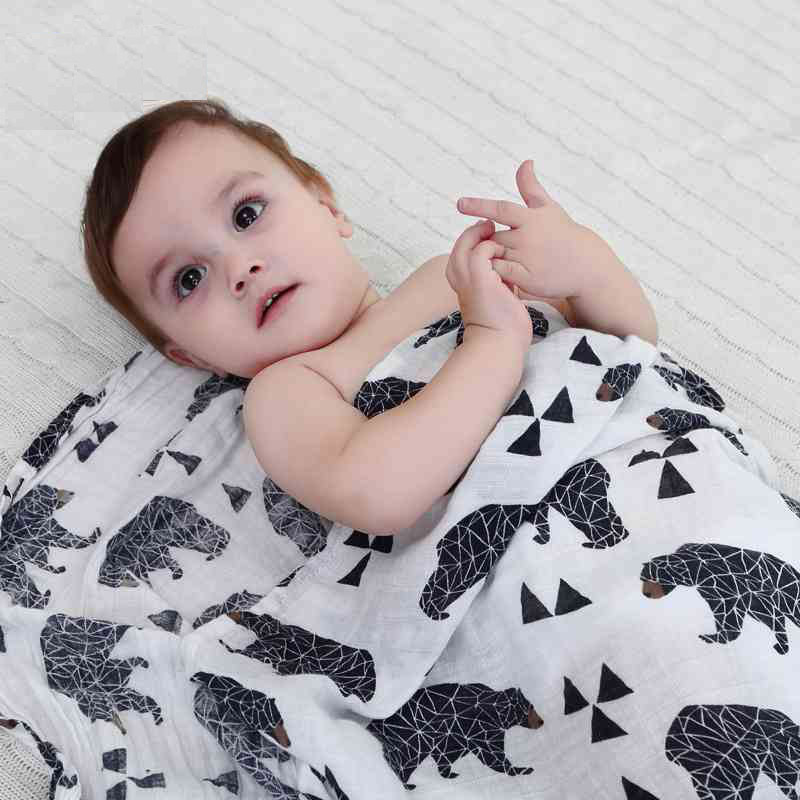 Baby Blankets 100% Cotton Envelope For Newborns From The Hospital Linens Bedings Babies Bathing Towels Baby Sleeping Bags rx002